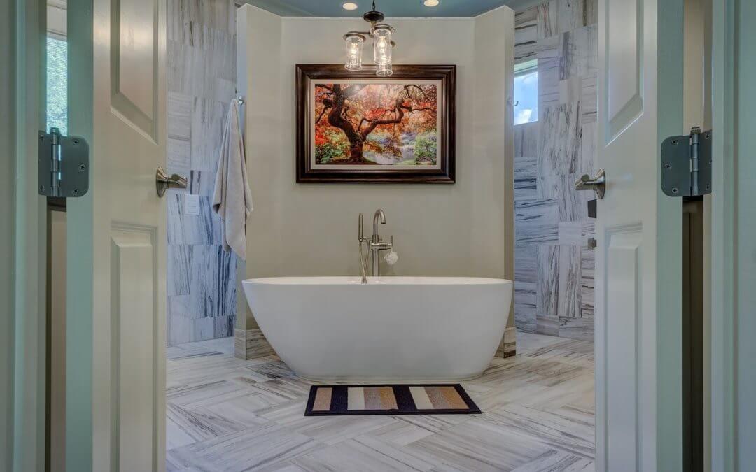 Le bain est-il idéal pour un moment de détente absolue ?