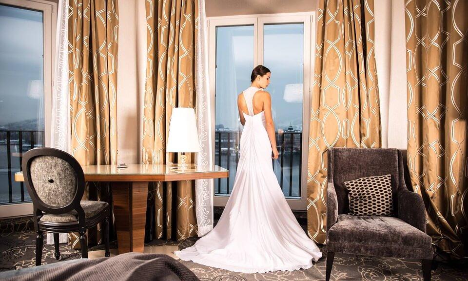 Choisir une robe de mariée en fonction de votre silhouette