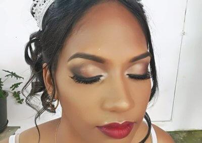 makeup style N