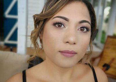 makeup mariée j