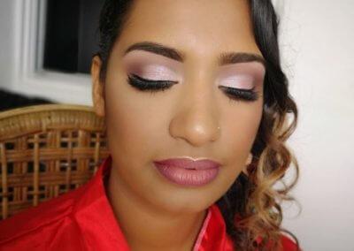 makeup mariée a